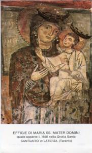 Maria SS. Mater Domini  (TA)
